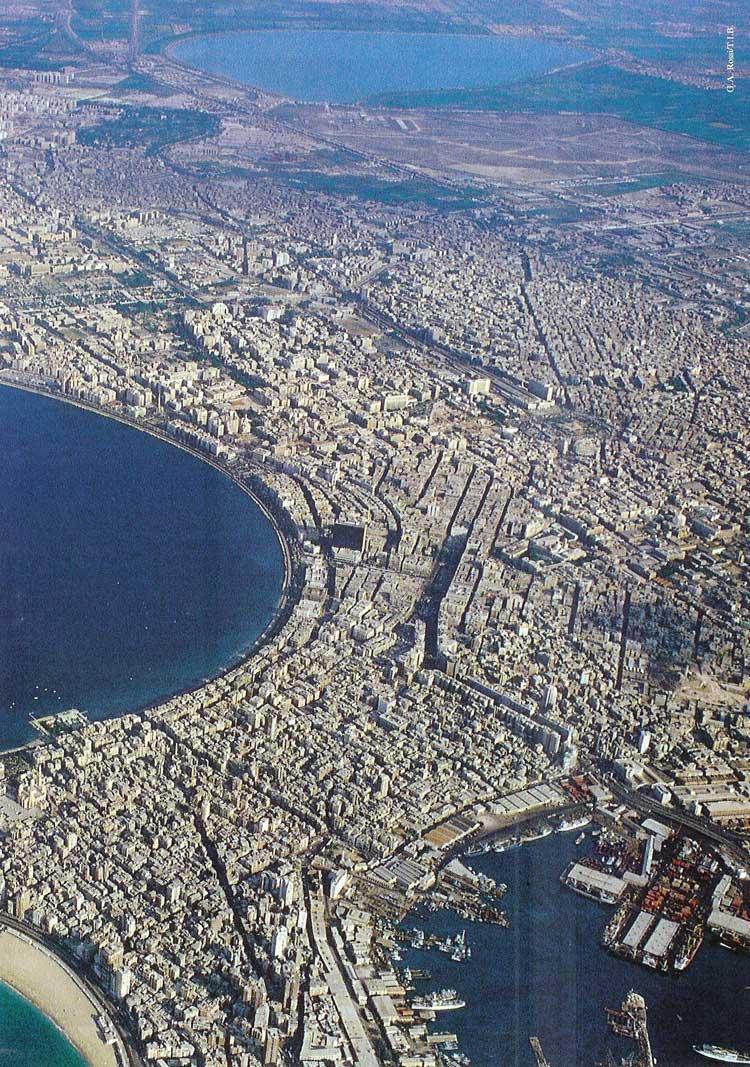 مدينة السحر والجمال الأسكندرية