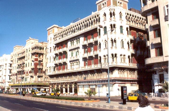 مدينة  الإسكندرية Corniche-2